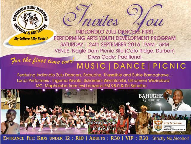 Performing Art Youth Development Project Event